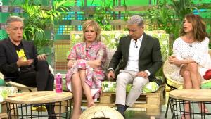 Kiko Hernández se mostró muy crítico con María Teresa Campos