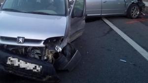 La colisión no ha provocado heridos