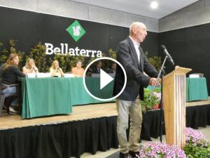 La constitució del nou govern a Bellaterra, en imatges