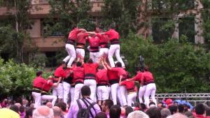 La diada del Pati serà l'acte més destacat de l'aniversari del local de la Colla Joves Xiquets de Valls