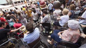La Festa Major de Sant Pere de Reus avança cap a la inclusió