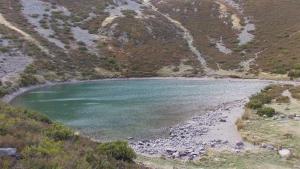 La joven había ido a Pozo Negro, en Burgos, para realizar una excursión