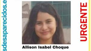La menor ha desaparegut va desaparéixer ahir en València