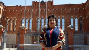 La nova rectora de la URV, María José Figueras.