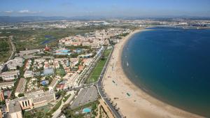 La platja de la Pineda, a Vila-seca