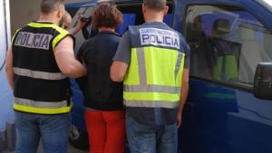 La Policía ha detenido a la mujer cinco años después del crimen