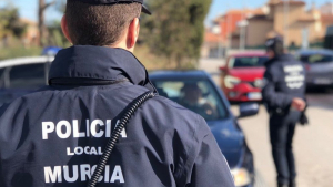 La Policía Local de Murcia intervino en la agresión de un hijo a su padre