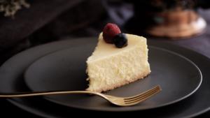 La receta de tarta de queso  o cheesecake es un plato de fácil preparación y delicioso.