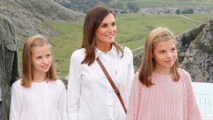 La reina Letizia no estará en el cumpleaños de la infanta Sofía