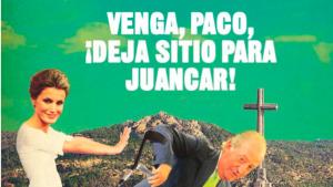 La revista Mongolia dedica su portada a la retirada de Juan Carlos I