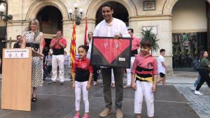 L'acte del sorteig de Sant Joan s'ha fet aquest dissabte a la plaça del Blat