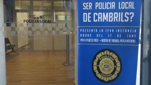 L'Ajuntament de Cambrils obre convocatòria per cobrir sis places d'agents de Policia Local