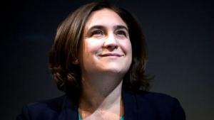L'alcaldessa de Barcelona, Ada Colau, en una imatge d'arxiu