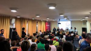 L'Assemblea d'En Comú Podem Tarragona aplega més de 150 persones
