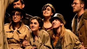 L'Aula de Teatre de la URV és una activitat paral·lela a la universitat des del 1994