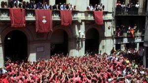 Les dues colles vallenques actuaran diumenge i dilluns a la plaça del Blat