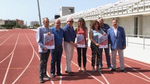 L'estadi d'atletisme de l'Anella Mediterrània acollirà el Campionat d'Espanya Sub-23 aquest cap de setmana