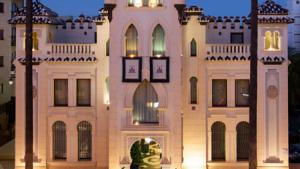 L'Hotel Kazar, gestionat per Vicente Gandia, de Caixa Ontinyent