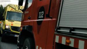 L'incident ha succeït a la C-14 entre els municipis d'Alcover i la Riba