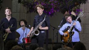 'Line Up' va omplir de música l'Institut Salvador Vilaseca de Reus.