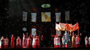 L'òpera Tosca, de Puccini.