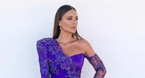 Lorena va ser una de les convidades més elegants