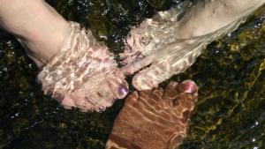 Los 5 tipos de pies: egipcio, romano, griego, germánico y celta