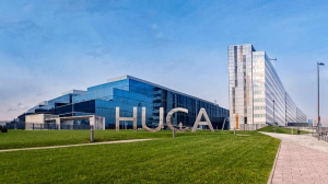 Los heridos fueron trasladados al Hospital Universitario de de Asturias