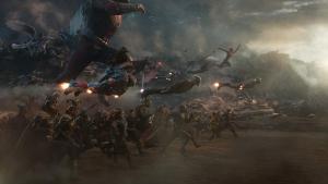Los Vengadores y todos los héroes del Universo Marvel en la batalla final de 'Avengers: Endgame'