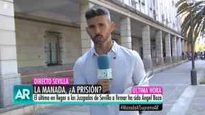 Luis Navarro ha explicado el encontronazo a Ana Rosa en directo
