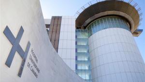 Madre e hija ingresaron en el hospital de Tenerife