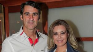 Jesulín de Ubrique i María José Campanario