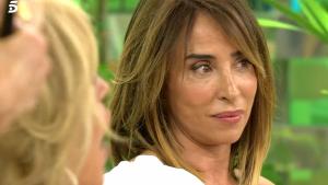 María Patiño protagonizó un traspiés en la boda de Belén Esteban