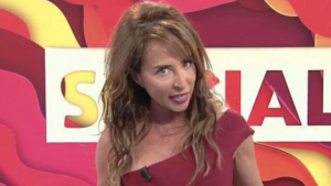 María Patiño també presenta 'Socialité'