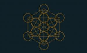 Merkaba: geometría sagrada