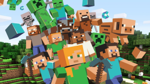 Minecraft, el videojuego podría ser una película producida por Warner Bros
