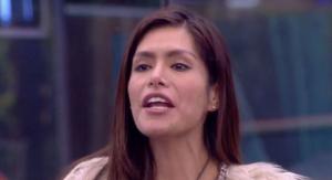 Miriam Saavedra en un directo de 'GH VIP'