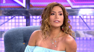 Miriam Saavedra ha hablado de presiones familiares sufridas