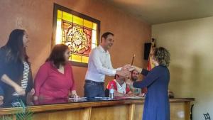 Montlleó, cedint la vara d'alcalde a Sergi Méndez
