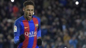 Neymar, en una imatge d'arxiu