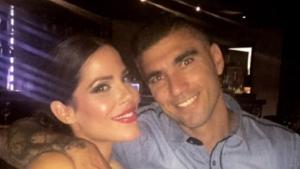 Noelia López está rota por la muerte de su esposo