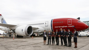 Norwegian ha obert les portes a una connexió Barcelona-Llatinoamèrica durant la inauguració del vol Barcelona-Chicago