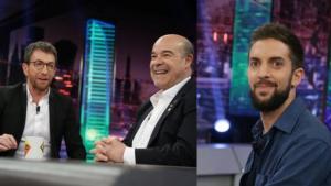 Pablo Motos y Antonio Resines trolearon a David Broncano