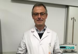 Pau Pastor, cap clínic del servei de Neurologia de l'HUMT