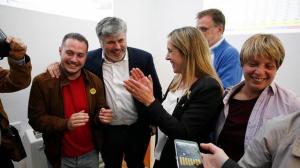 Per Junts per Valls, l'opció a priori més lògica i factible és la de revalidar el pacte ambEsquerra Republicana de Catalunya
