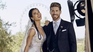 Pilar Rubio i Sergio Ramos van viure una boda de somni