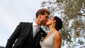 Pilar Rubio y Sergio Ramos ya se han dado el 'sí quiero'
