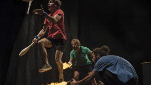 'Piti peta Hofen Show' és l'espectacle que s'ha programat al Teatre Metropol per al proper dijous a la nit.