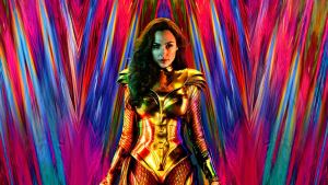 Póster de 'Wonder Woman 1984'.