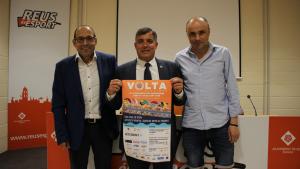 Presentació de la 57a edició la Volta Ciclista a Tarragona